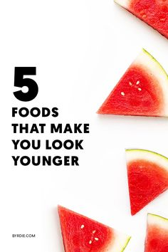 Foods that will make