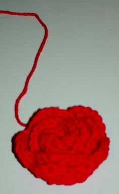 How to Crochet a Rose for Beginners