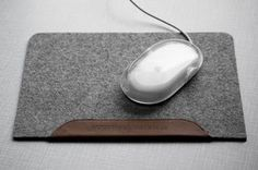 felt mouse pad