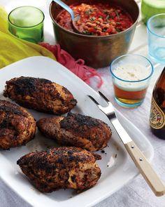 Blackened Chicken - Martha Stewart Recipes