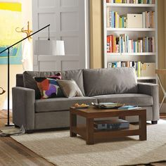 Sleeper Couch-- West Elm