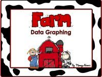 Farm Animal Graphs FREE