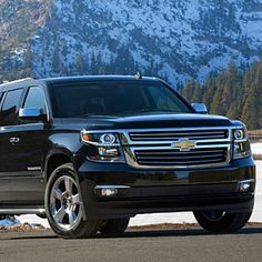 2015 Chevy Tahoe/Suburban and GMC Yukon/Denali Test Drive - Chevy Tahoe/Suburban and GMC Yukon/Denali Review - Popular Mechanics