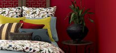 Paint Color Combinations for Interiors — Affinity Interior Paint Color Schemes