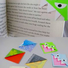 Cutest bookmarks!