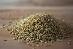Flax seeds might seem a little boring, but their uses really are endless.