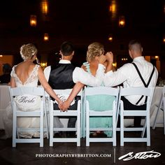 Make sure to show your best man that you couldn't have done it without him.