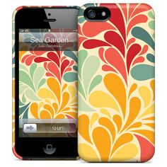 Sea Garden iPhone Case.