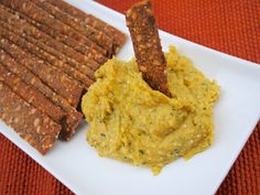 White Bean and Roasted Delicata Dip - YUM! Can't wait to try this!