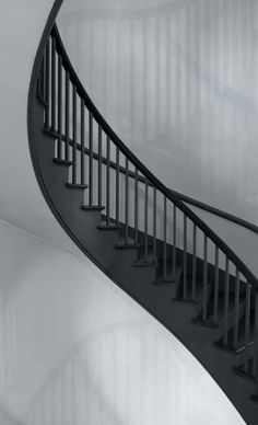 Shaker stairs, Shaker Village, Pleasant Hill, Harrodsburg, Kentucky