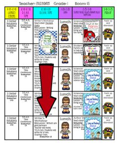 Erica's Ed-Ventures: Visual Plans - Short e and Living and NonLiving