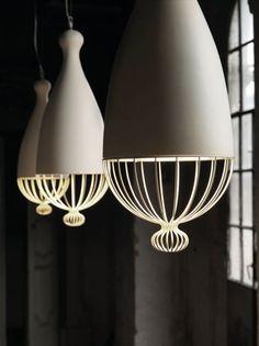 Le Trulle #lamps by Karman | #design by Edmondo Testaguzza #trulli #apulia