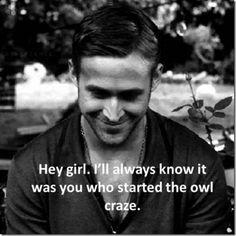 Hey Girl Ryan Gosling Pinterest | hey girl.