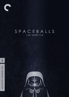 "Criterion Collection style ""Spaceballs"""