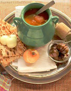 Turmeric and Saffron: Dizi - Traditional Iranian Lamb Chickpea Soup.
