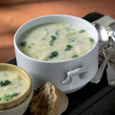 Soup and Oatmeal that are lower in sodium