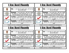 These fluency mini-cards can be used in guided reading, partner reading, independent reading, or anytime you need. Each student gets a mini-card to...