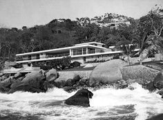 Casa en Acapulco 1963  Acapulco, Guerrero. México  Arq. Francisco Artigas