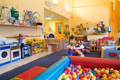Time Out Clubhouse at Center Parcs Whinfell Forest by Center Parcs UK, via Flickr   We all know who's going to love it in here!   #CPFamilyBreaks