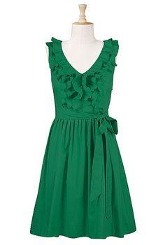 Pretty green!