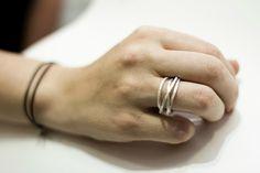 Gana un anillo de plata de Tass Joies