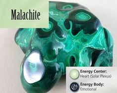 Malachite | The Magic of Crystals