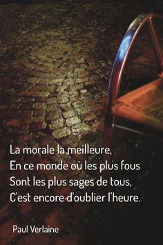 #pixword,#citations,#quotes,#verlaine,#heure,#oublier