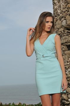 Vestido Malteada / Milkshake Dress Moda Color Wear.