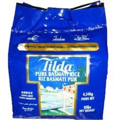 Tilda Basmati Rice, 10-Pound Bag $24.99
