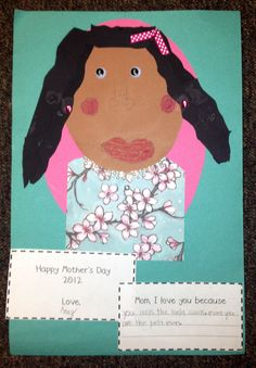 resourc blog, mother's day activities, mothers day, mothersday mother, write idea