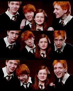 I love them! Weasleys