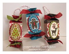 Joyous Celebrations Candy Wrapper Boxes SUO