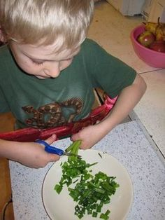 Cooking with kids 101: A few tips to make it all easier