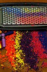 Crayon Rock Cycle Experiment   Education.com