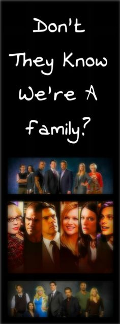 Criminal Minds Family