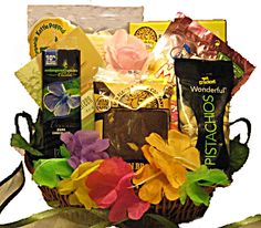 """Treat Mom to some tasty Vegan morsels on her special day. Save 10% on this basket-  enter voucher code """"pin"""" at checkout"""