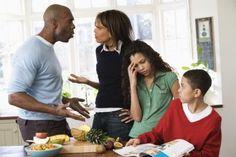 Ejemplos de conflictos familiares | LIVESTRONG.COM en Español