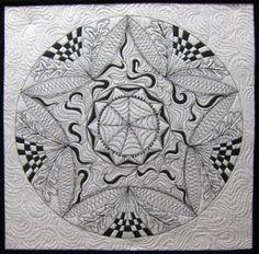 Quiet Corner Art Quilt Group: Sari Silk Strip Challenge
