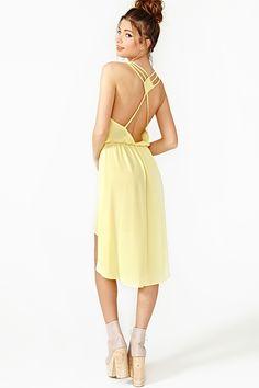 Sunshine Kiss Dress