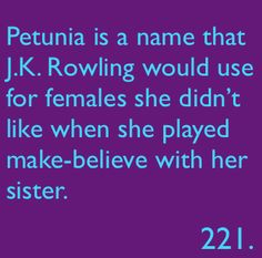 Harry Potter Facts: #221