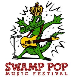 The Swamp Pop Music Festival is held in Gonzales, Louisiana.