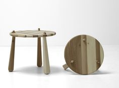 Coffe table by Emma Olbers.
