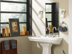 Milazzo bath collection from Mirabelle