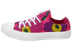 Awesome vibrantly colored Converse