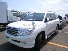 Used Toyota Land Cruiser 2008 Car for sale in Karachi - 472168 - 1453890