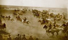 Oklahoma Land Rush of 1889