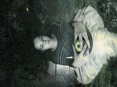 another kind of Ophelia...