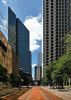 Downtown Dallas, Dallas Texas home.