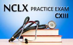 NCLEX Practice Exam 2013 -- Part 5! #NCLEX #Quizzes #Exams #Nurses #Students