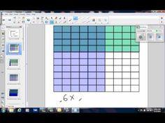 Model for Multiplying Decimals Video
